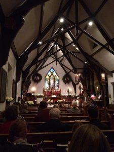 St. John's - Christmas Eve 2014